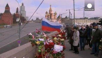 40 дней со дня убийства Бориса Немцова