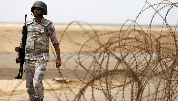 Вооруженное патрулирование в Саудовской Аравии. Архивное фото