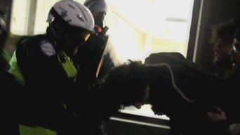 В Монреале студенты захватили одно из зданий университета. Видео