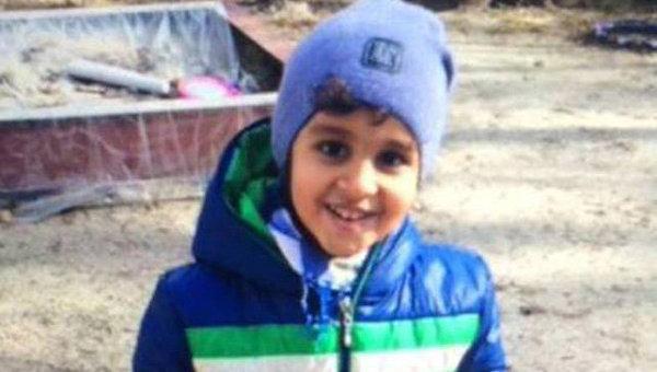 В Броварах под Киевом похитили пятилетнего мальчика