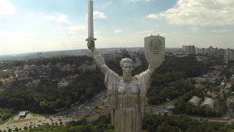 Памятник Родина-мать в Киеве