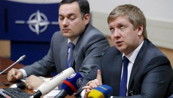 «Газпром» неимеет права разрывать договор с«Нафтогазом»— Порошенко