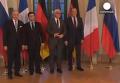 Нормандские переговоры в Берлине на фоне стрельбы в Донбассе. Видео