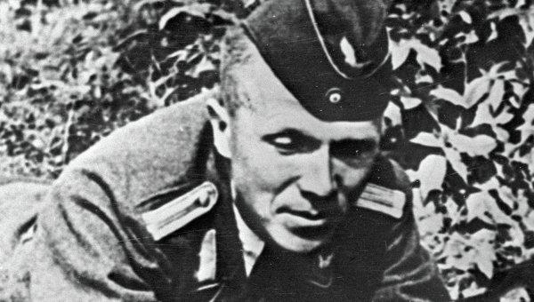 Советский партизан-разведчик Кузнецов