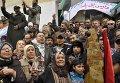 Палестинские беженцы просят оказать помощь пострадавшим в лагере Ярмук