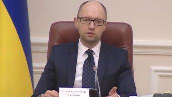 Яценюк обещает штрафовать за горячие батареи во время жары. Видео