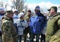 Миссия ОБСЕ посетила Широкино