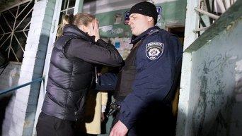 На месте убийства Олега Калашникова