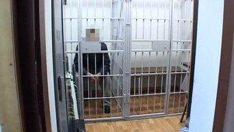 Задержанный по подозрению в подготовке к терактам