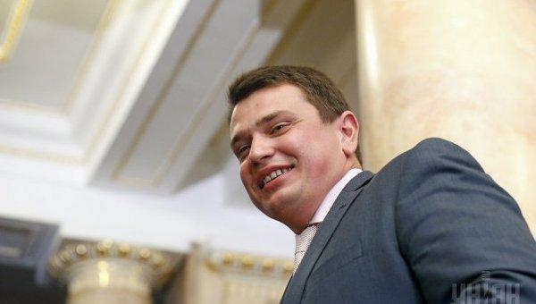 Директор Антикоррупционного бюро Артем Сытник