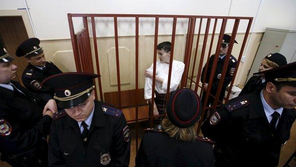 """Савченко подала жалобу по поводу украинского языка: """"Каждое свидание я борюсь за то, чтобы говорить с родными на родном украинском"""" - Цензор.НЕТ 3181"""