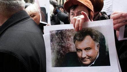 Акция памяти Калашникова. Архивное фото