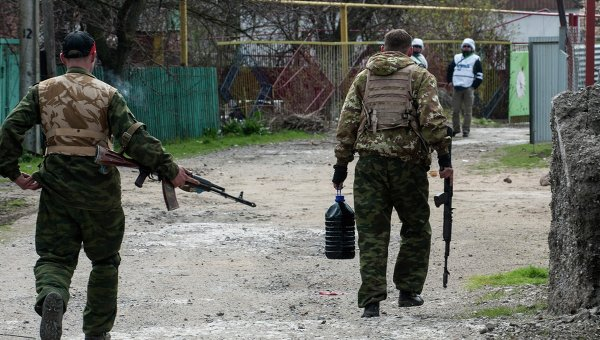 Демилитаризация Широкино