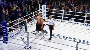 Усик vs Князев. Видео