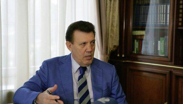 Сергей Кивалов. Архивное фото