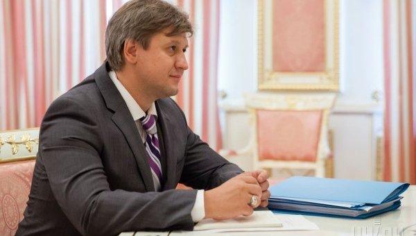 Александр Данилюк, представитель президента в Кабмине