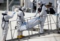 Судно с сотнями мигрантов затонуло в Средиземном море