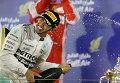 Льюис Хэмилтон выиграл Гран-при Бахрейна  Эта победа стала для британского гонщика 36-й в его карьере на Гран-при Формулы-1