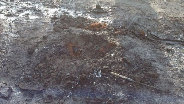 Последствия взрыва в Харькове. Архивное фото