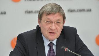 Экс-министр экономики, заслуженный экономист Украины Виктор Суслов