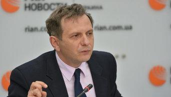 Олег Устенко. Архивное фото