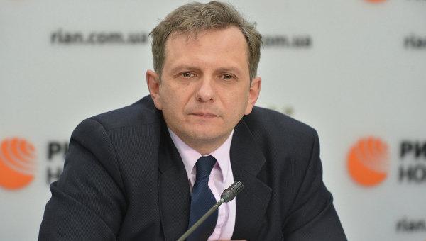 Исполнительный директор Международного фонда Блейзера Олег Устенко