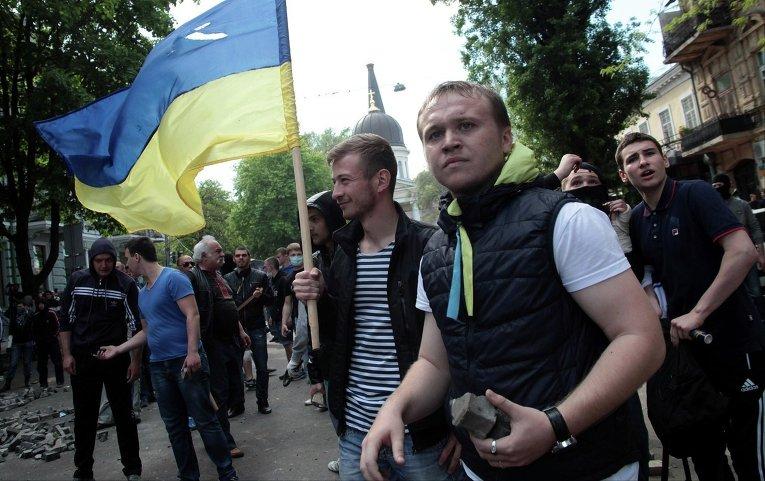 События 2 мая в Одессе
