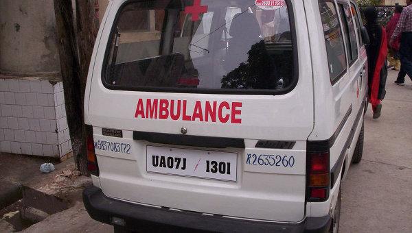 Скорая помощь, Индия
