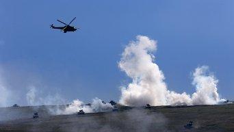 Военные учения НАТО в Румынии Весенний ветер 15