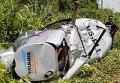 Частный вертолет Robinson R44 потерпел крушение. Архивное фото