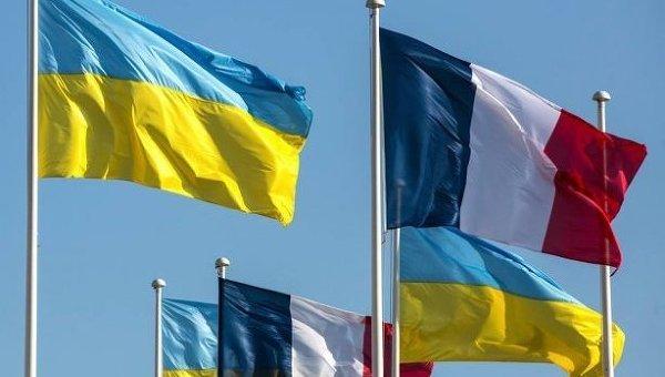 """Результат пошуку зображень за запитом """"Україна-франція прапори"""""""