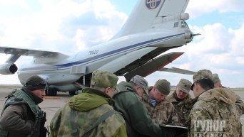 В десантных войсках ВСУ начались тактические учения и боевые стрельбы