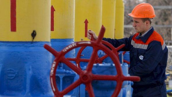 Запасы газа вПХГ Украины упали ниже 9 млрд кубов