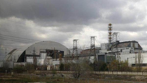 Чернобыльская АЭС, 21 апреля 2015 г