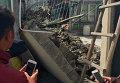 Разрушенные здания
