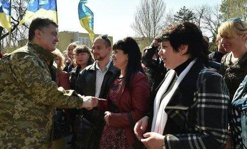 Рабочая поездка Петра Порошенко в Николаевскую область