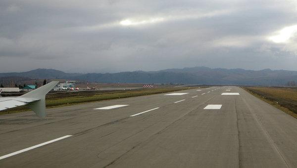 Аэродром. Архивное фото