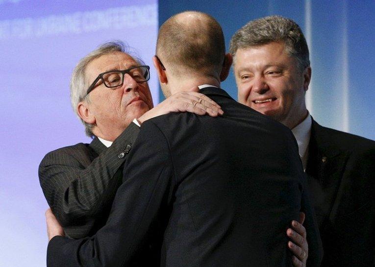 Президент Еврокомиссии Юнкер исключает отсрочку вступления в силу зоны свободной торговли между Украиной и ЕС - Цензор.НЕТ 4498