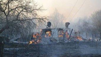 Эвакуация самоселов в зоне Чернобыльской АЭС