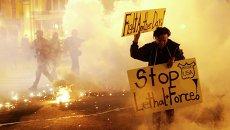 Беспорядки в Балтиморе. Архивное фото