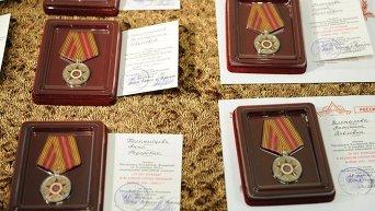 Чествование ветеранов в Российском центре науки и культуры