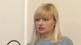 Елена Гитлянская о задержании группы провокаторов
