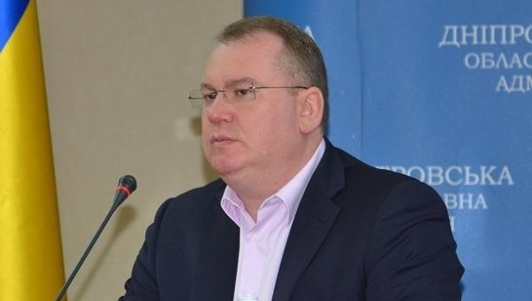 Губернатор Днепропетровской области Валентин Резниченко