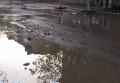 Краматорск затопило после сильного ливня