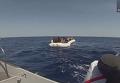 3400 нелегальных иммигрантов спасены в субботу в Средиземном море