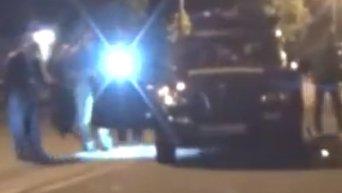 Убийство милиционеров в Киеве