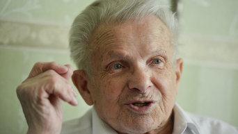 Ветеран Великой Отечественной войны Валентин Кравченко