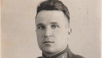 Капитан гвардии Анатолий Матявин
