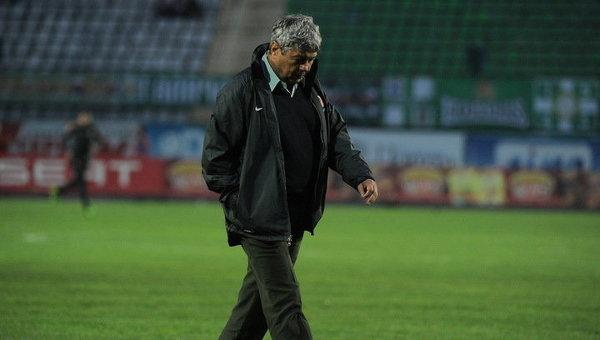 Бывший главный тренер ФК Шахтер Мирча Луческу