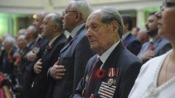 Ветераны на заседании Верховной Рады